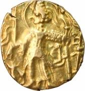 Dinar - Shaka (Kushana Empire) -  obverse