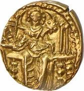 Dinar - Shaka (Kushana Empire) -  reverse