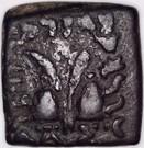 Hemiobol - Antialkidas (aka Antialcida Nikephorus) - Eucratid dynasty – reverse