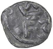 1 Cash - Frederik III – obverse