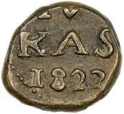 4 Cash - Frederik VI – reverse