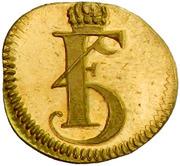 2 Royaliner - Frederik V – obverse