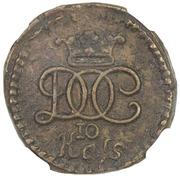 10 Cash - Frederik IV – reverse
