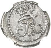 1 Royalin - Frederik VI – obverse