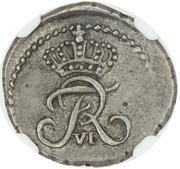 2 Royaliner - Frederik VI – obverse