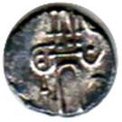 1 Fanam (Cochin mint) – obverse