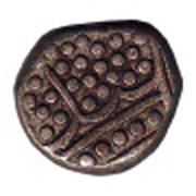 ½ Fanon (Pondichery) – reverse