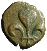 ½ Doudou (Pondichery) – obverse