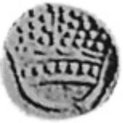½ Fanon (Ponduchery) – obverse