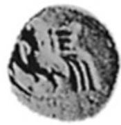 ½ Fanon (Ponduchery) – reverse
