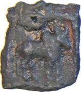 Hemi-Chalkous - Apollodotos II – obverse