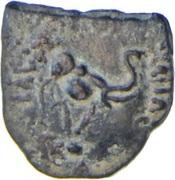 Dichalkon - Menander (Indo-Greek) – obverse