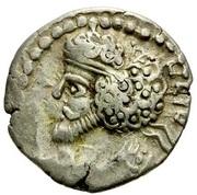 Drachm - Pakores - 12 BC-130 AD (Province of Sakastan) – obverse