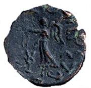 Tetradrachm - Abdagases I - 12 BC-130 AD (Province of Arachosia) – reverse