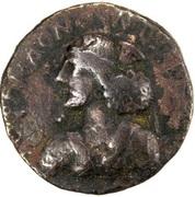 Tetradrachm - Sarpedonus - 12 BC-130 AD (Province of Arachosia) – obverse