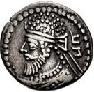 Drachm - Sanabares (Comprising Sakastan plus Turan until c.160 AD) – obverse