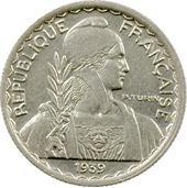 10 Centimes (not magnetic) – obverse