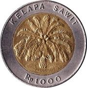 1000 Rupiah -  reverse