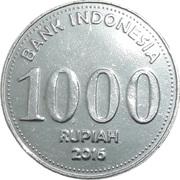 1000 Rupiah (I Gusti Ketut Pudja) – reverse