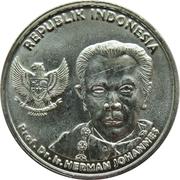 100 Rupiah (Herman Johannes) – obverse
