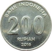 200 Rupiah (Dr. Tjiptomangunkusumo) – reverse