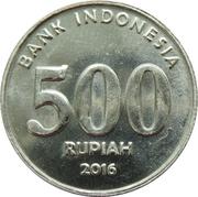 500 Rupiah (T. B. Simatupang) -  reverse