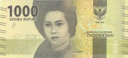 1,000 Rupiah – obverse