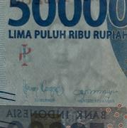 50,000 Rupiah -  obverse