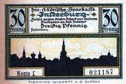 30 Pfennig (Sparkasse) – obverse