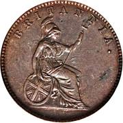 1 Lepton - William IV / Victoria -  reverse