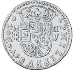 60 Paras - George III – reverse