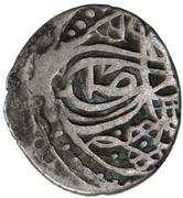 Dirhem - Mehmed IV – obverse