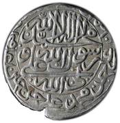 Abbasi - Sulayman II Safavi - Safavid shadow kings (Type B; Tabrīz mint) – reverse