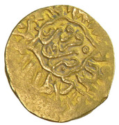 Ashrafi - Muhammad Khudabanda Safavi (Qazvin mint) – obverse