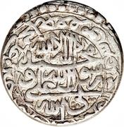 Abbasi - Safi II Safavi (Type C; Raŝt mint) – reverse