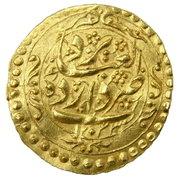 1 Tumân - Fatḥ Alī Qājār (Type W; Dar al-Ibadah Yazd mint) – reverse