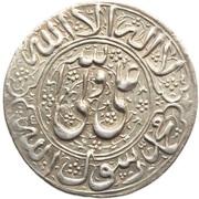 10 Shahi - Sultan Husayn Safavi – reverse