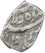 1 Bisti - Abbas I Safavi (Yerevan mint) – obverse
