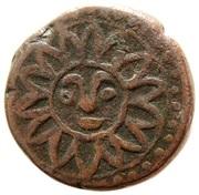 Falus - Safavi (Khoy mint) – obverse