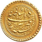 1 Tumân - Nāṣer al-Dīn Qājār (Tabrīz mint) -  obverse