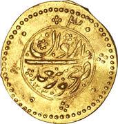 1 Tumân - Fatḥ Alī Qājār (Type W; Yerevan mint) – reverse