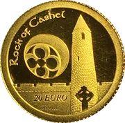 20 Euro (Medieval Irish Architecture) -  reverse
