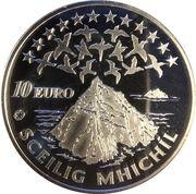 10 Euro (Skellig Michael) – reverse