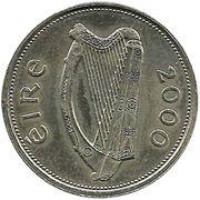 1 Pound (Millennium) – obverse