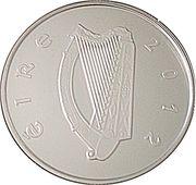 10 Euro (Michael Collins) – obverse