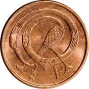 ½ Penny -  reverse