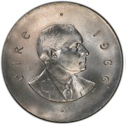10 Scilling (Easter Rising Anniversary) – obverse