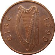 1 Penny (magnetic) – obverse