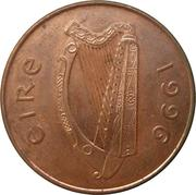 2 Pence (magnetic) – obverse