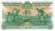 1 Pound / Punt (Bank of Ireland) – obverse